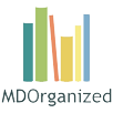 logo MD Organised